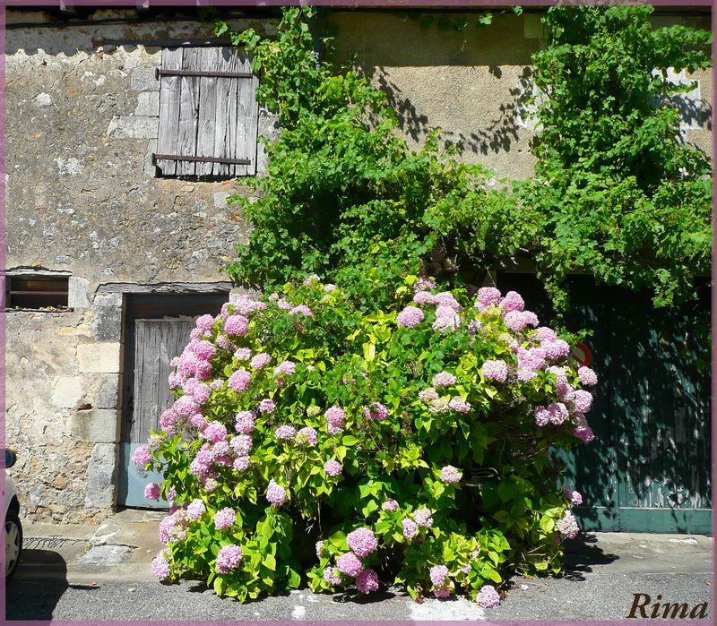 Montbron en Charente