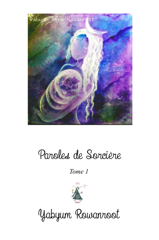 Couverture paroles de sorcière 1