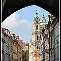 Prague la bohème