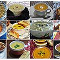 Idées de soupes , veloutés , jari et chorba