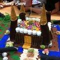 Gâteau-château