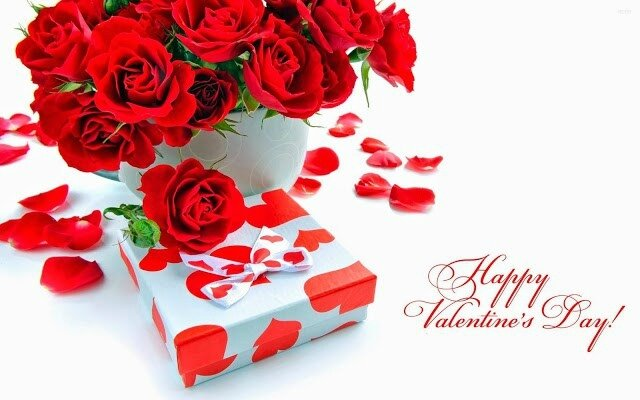 Happy-Valentine-Day-Gift-Red-Rose-Flowers-Wallpapers-2016