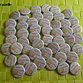 badges chouettes ré créations