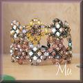 Bracelet facettes A