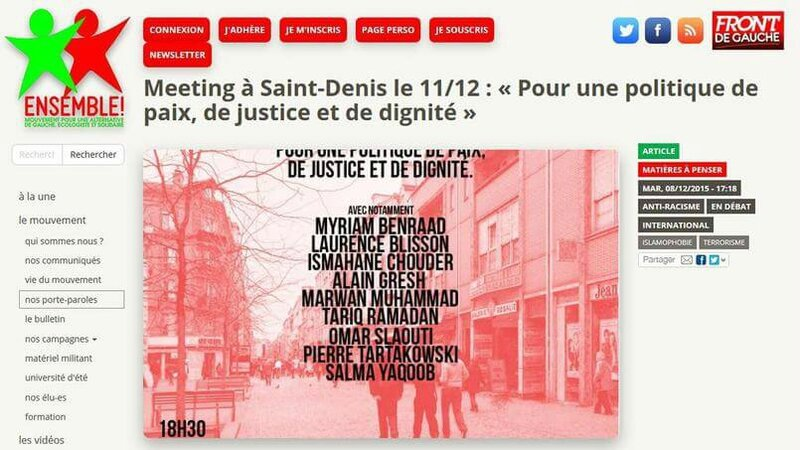 Meeting st denis