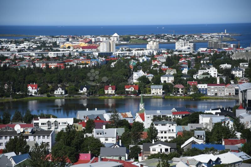Islande, Reykjavík_1