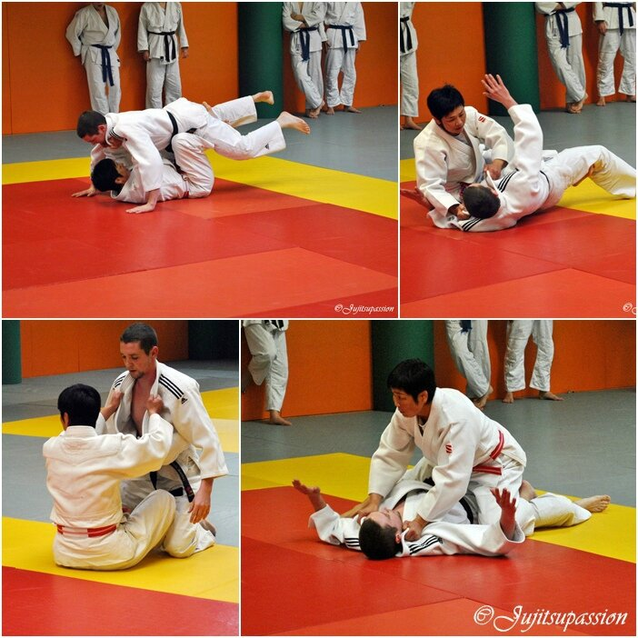 judo au sol 1