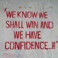 we know we shall