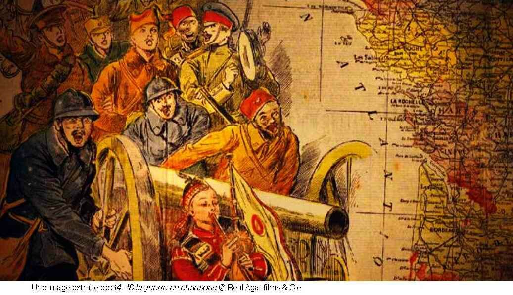 La Grande Guerre En Chansons Et Poésies Grande Guerre