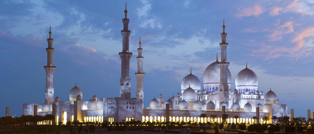ABU DHABI - HOTEL