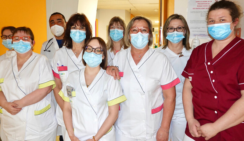 COVID BRISSET AVRIL 2021 Médecine 1