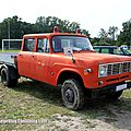 International harvester 1310 crew cab de 1973 (31ème Bourse d'échanges de Lipsheim) 01