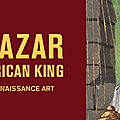 Getty opens 'balthazar: a black african king in medieval and renaissance art'