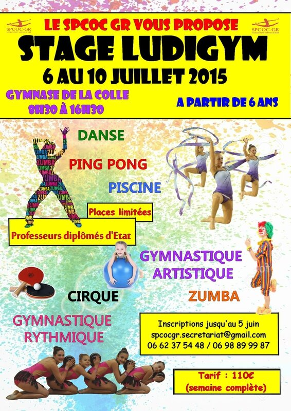affiche ludigym version 5