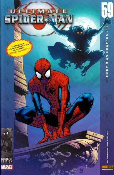 ultimate spiderman 59