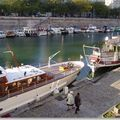 Port de Plaisance Paris Arsenal
