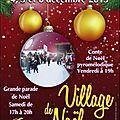 FOURMIES-Marché de Noël