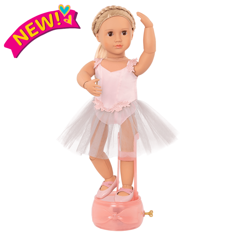 BD31291_Our-Generation-18-inch-ballet-doll-Erin-posable-poseable-dance-music-box-NEW