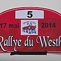 0669 - 17.05.2014 - Premier Rallye de Westhoeck