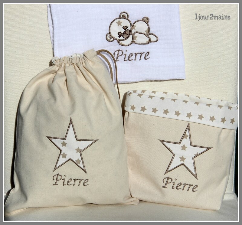 kit naissance Pierre
