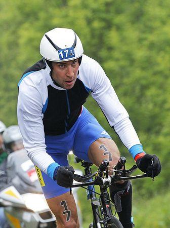 Photo Bertrand Billard Vélo 2R