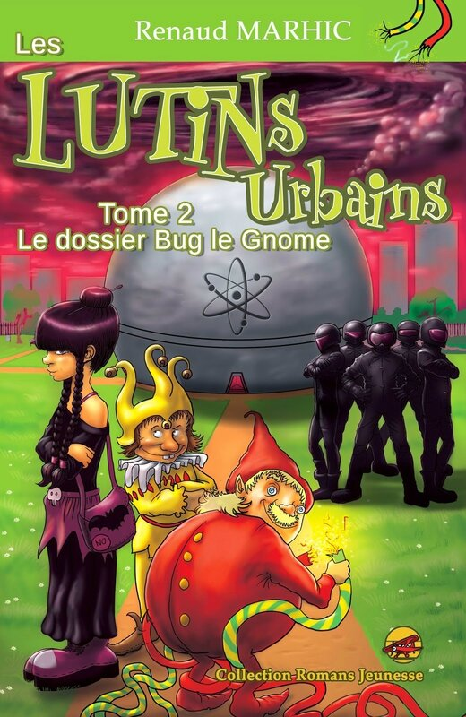Le dossier Bug le Gnome-couverture