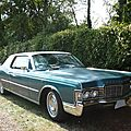 Lincoln continental 2door hardtop 1969