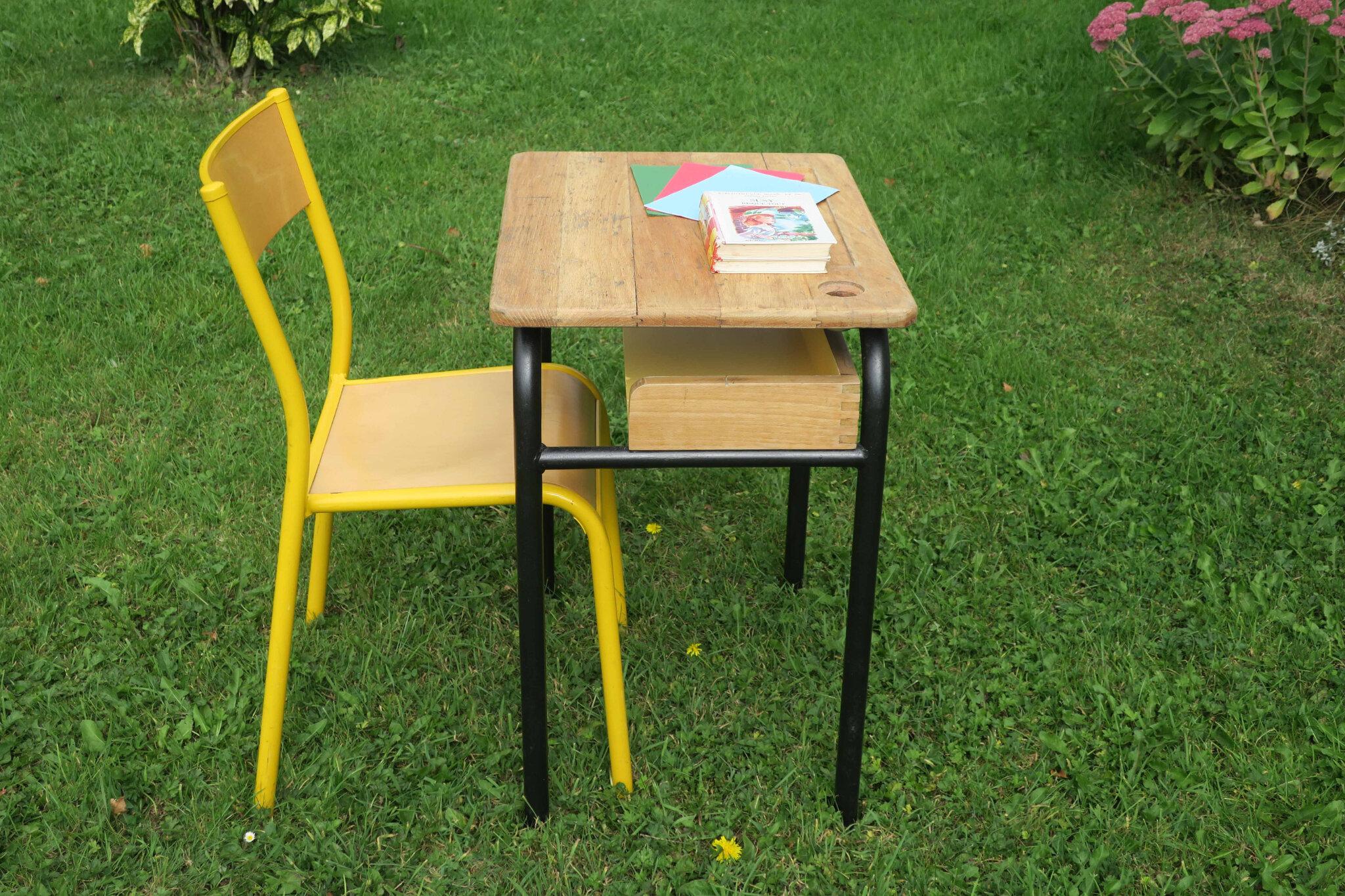 Bureau écolier hauteur 70 cm 140 euros photo de meubles relookés à