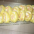 Tour en cuisine # 193 : gateau roulé de pommes de terre