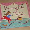 Princesse mila et le vilain minou