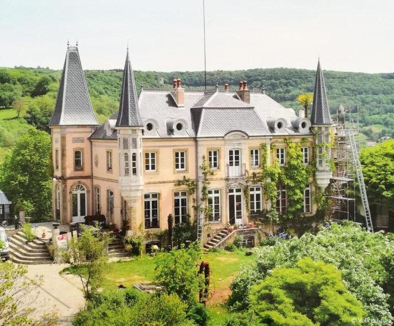 Chateau conte de fée