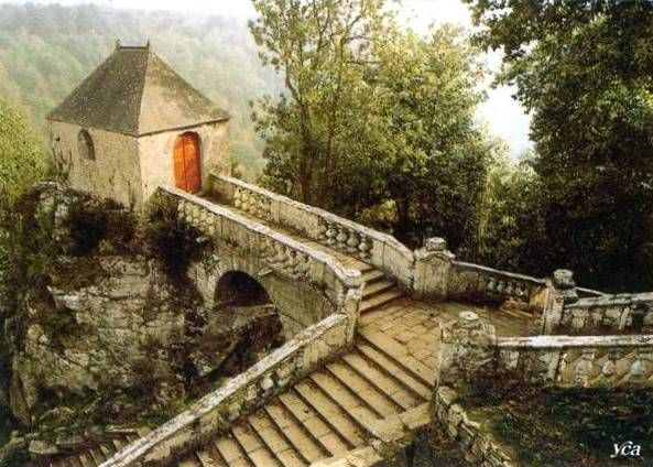 Le Faoüet, Sainte Barbe