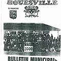 Journal de la mairie 24 année 2000