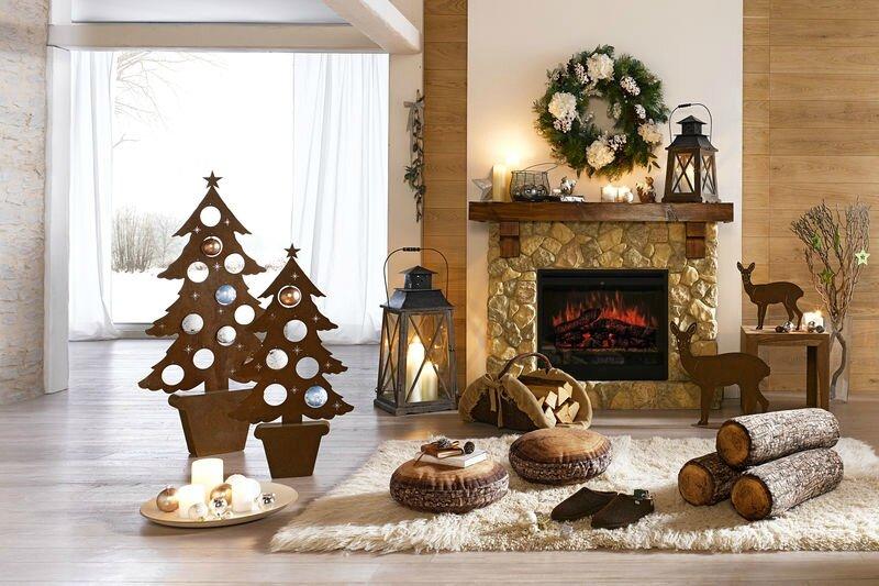Chemin e tendance pour tous les styles chez helline id es de d coration int rieure et ext rieure - Deco cheminee interieur ...