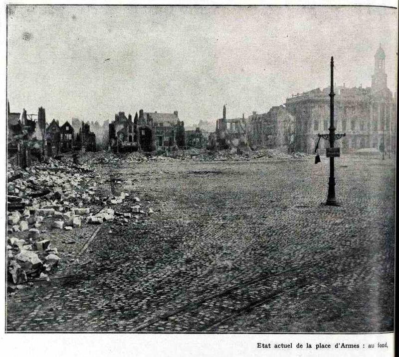 Cambrai Pl d'Armes
