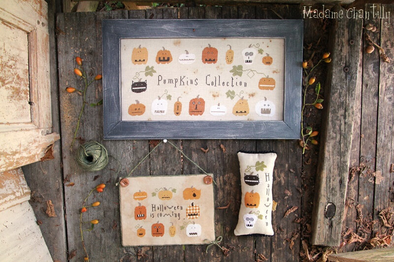 pumpkins collection 1