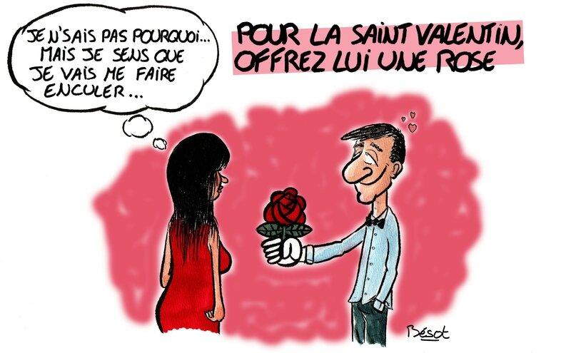 Saint Valentin 2014 - Bésot