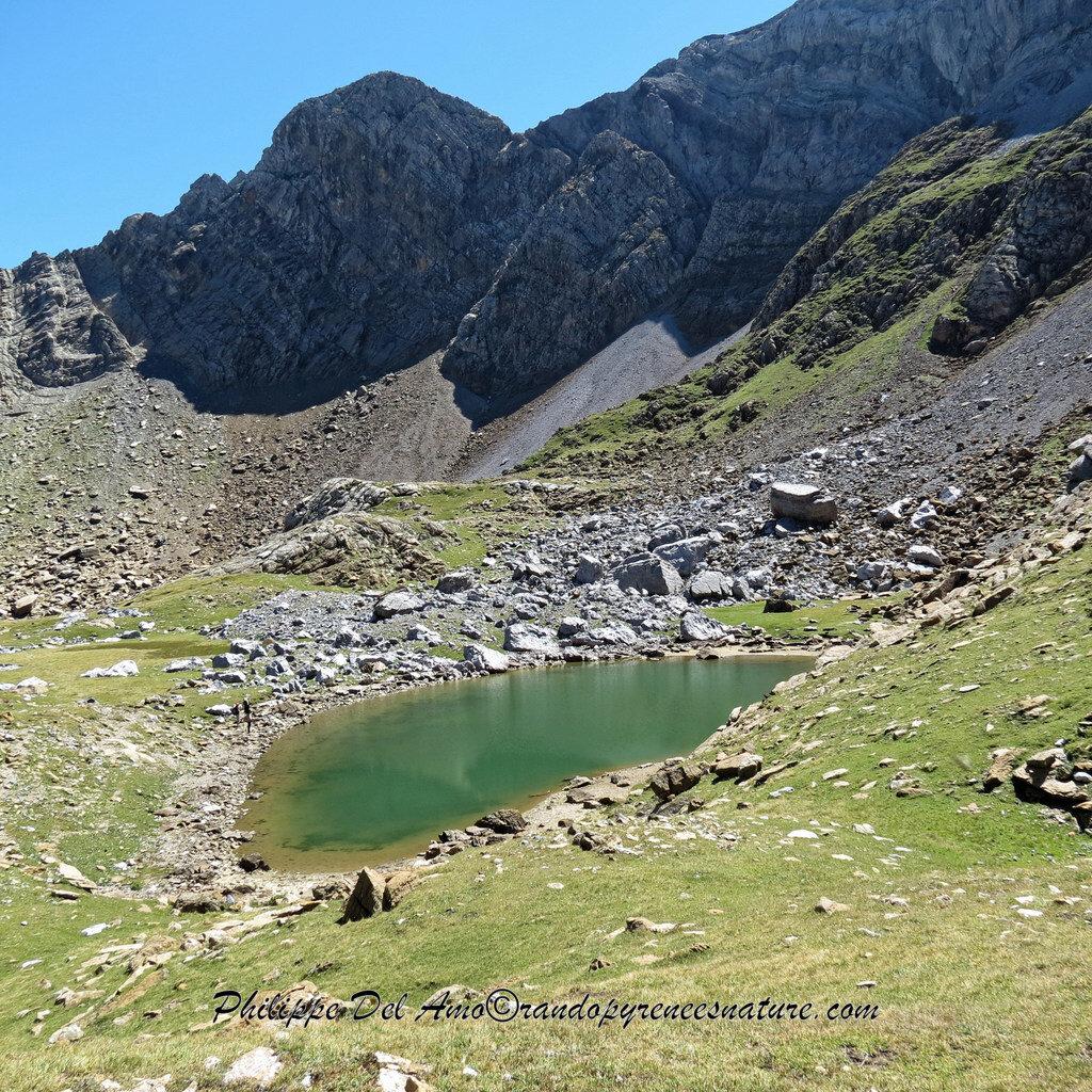 Ibon de Viejo - Vallée de Los Sarrios