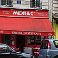 Mexi & co paris épicerie restaurant