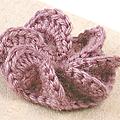 Les fleurs au crochet #57