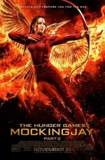 Hunger Games Mockingjay - Part 2 movie poster