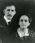 Elias et Flora Disney (les parents de Walt).