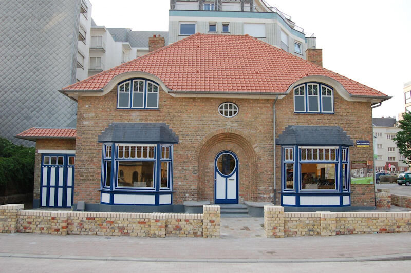 villa Les Zéphyrs museum
