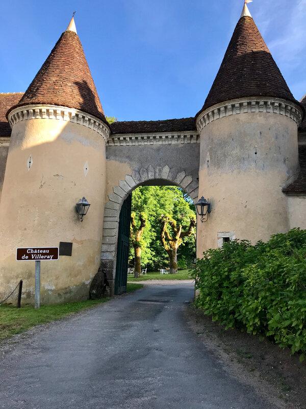 Château de Villeray