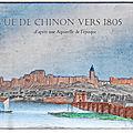 Decouvertes archeologiques faites a chinon de 1824 a 1826