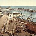 Port d'Alger-XIXème siècle