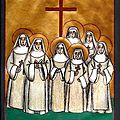 Sainte Marie-Hermine de Jésus et ses Compagnes