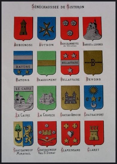Sénéchaussée folio 1.