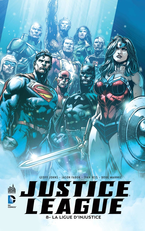 justice league 08 la ligue d'injustice
