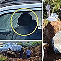 Afrique du sud : un homme enterré dans sa mercedes benz préférée selon sa dernière volonté